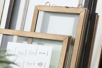 Tafeln und Bilderrahmen